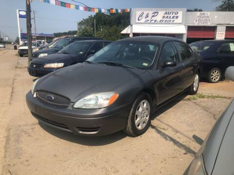 2004 Ford Taurus for sale at AFFORDABLE USED CARS in Richmond VA