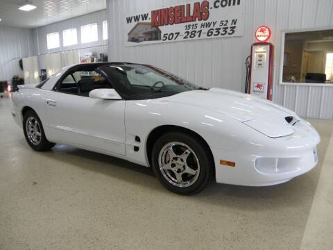 2000 Pontiac Firebird for sale at Kinsellas Auto Sales in Rochester MN