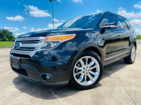 2014 Ford Explorer for sale at AUTO DIRECT Bellaire in Houston TX