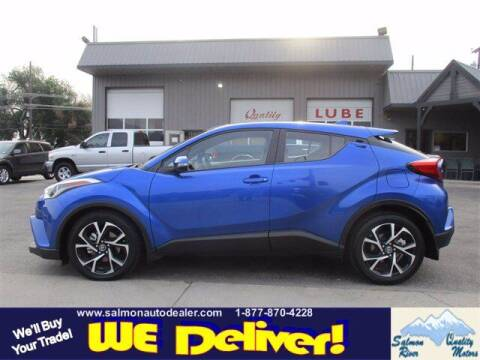 2018 Toyota C-HR for sale at QUALITY MOTORS in Salmon ID