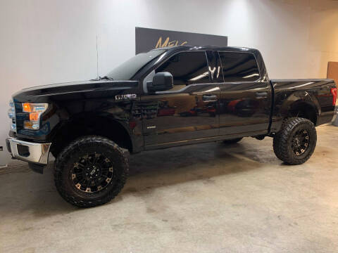 2015 Ford F-150 for sale at Mel's Motors in Nixa MO