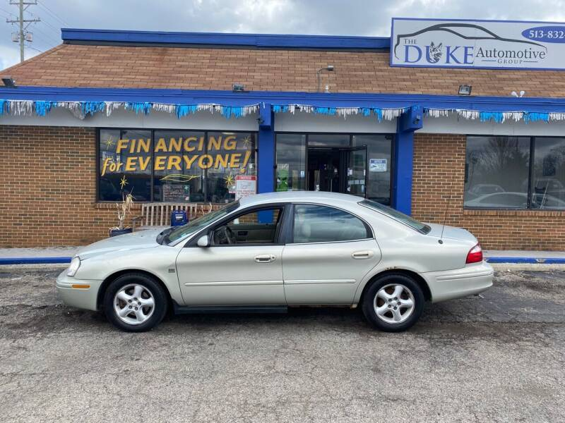 2005 Mercury Sable for sale at Duke Automotive Group in Cincinnati OH