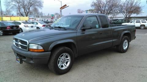 2004 Dodge Dakota for sale at Larry's Auto Sales Inc. in Fresno CA