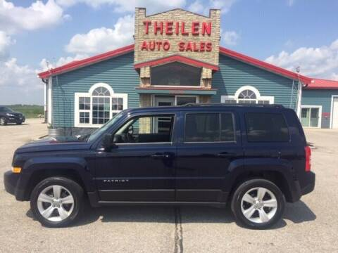 2014 Jeep Patriot for sale at THEILEN AUTO SALES in Clear Lake IA