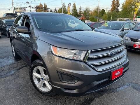 2017 Ford Edge for sale at Real Deal Cars in Everett WA