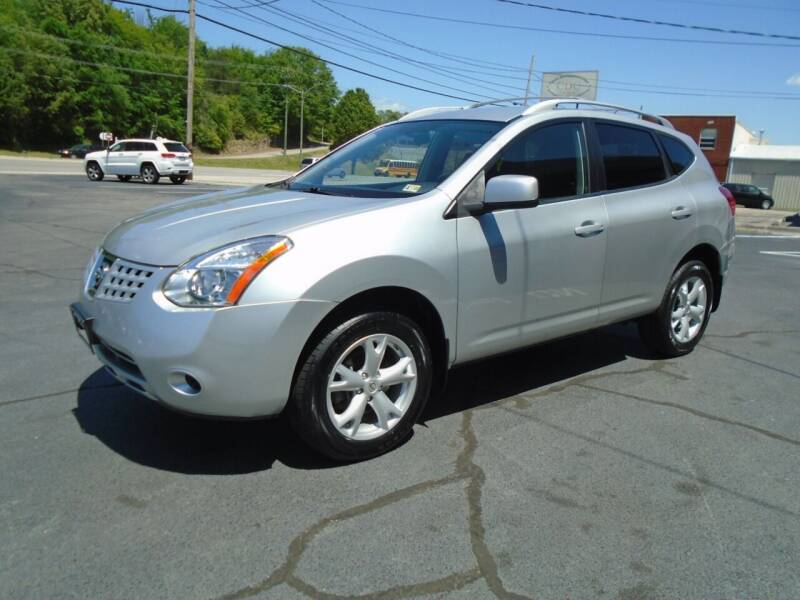 2008 Nissan Rogue for sale at PIEDMONT CUSTOM CONVERSIONS USED CARS in Danville VA