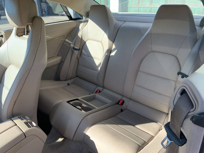 2011 Mercedes-Benz E-Class E 550 2dr Coupe - Paterson NJ