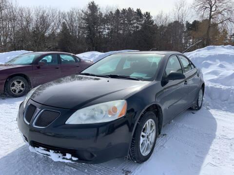 2006 Pontiac G6 for sale at Blake Hollenbeck Auto Sales in Greenville MI