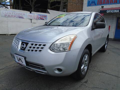 2008 Nissan Rogue for sale at IBARRA MOTORS INC in Cicero IL