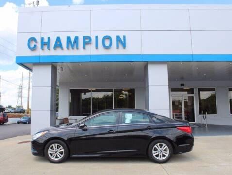 2014 Hyundai Sonata for sale at Champion Chevrolet in Athens AL