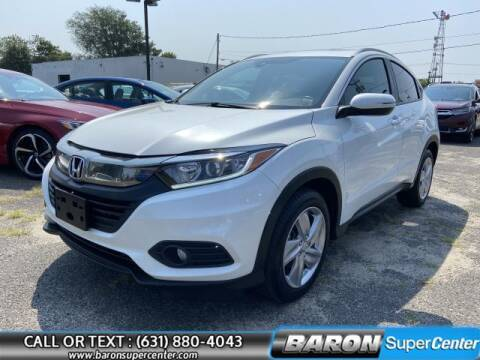 2019 Honda HR-V for sale at Baron Super Center in Patchogue NY