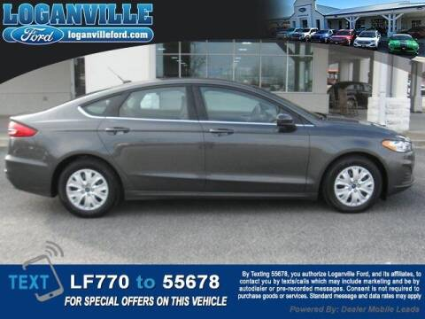 2019 Ford Fusion for sale at Loganville Quick Lane and Tire Center in Loganville GA