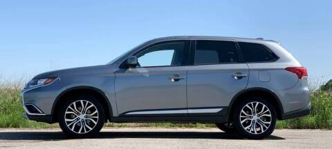 2018 Mitsubishi Outlander for sale at Palmer Auto Sales in Rosenberg TX
