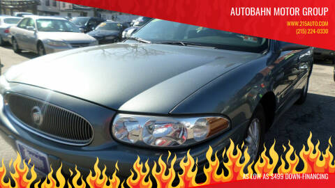 2005 Buick LeSabre for sale at Autobahn Motor Group in Willow Grove PA