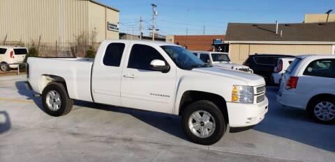 2012 Chevrolet Silverado 1500 for sale at D&C Motor Company LLC in Merriam KS