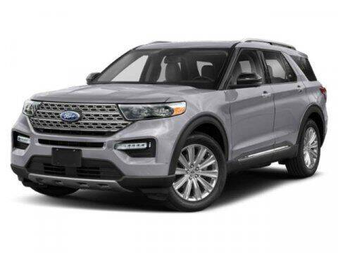 2020 Ford Explorer for sale at TEJAS TOYOTA in Humble TX