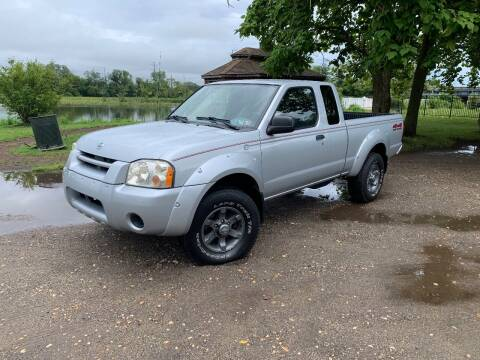 2003 Nissan Frontier for sale at Ace's Auto Sales in Westville NJ