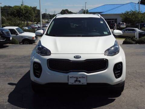 2018 Kia Sportage for sale at Auto Finance of Raleigh in Raleigh NC