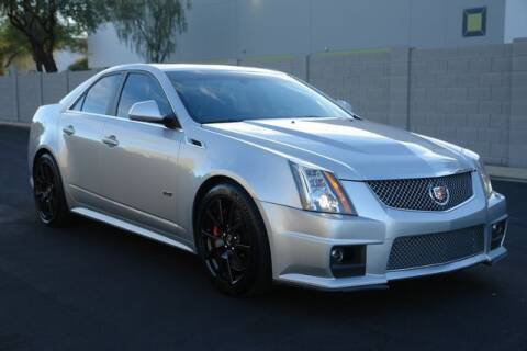 2013 Cadillac CTS-V for sale at Arizona Classic Car Sales in Phoenix AZ