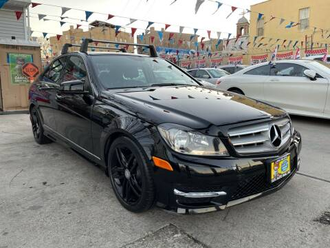 2012 Mercedes-Benz C-Class for sale at Elite Automall Inc in Ridgewood NY
