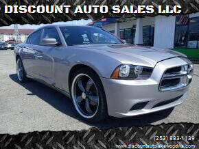 2014 Dodge Charger for sale at DISCOUNT AUTO SALES LLC in Lakewood WA