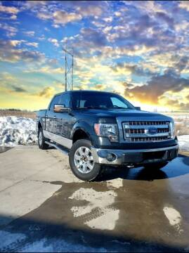 2013 Ford F-150 for sale at Born Again Auto's in Sioux Falls SD
