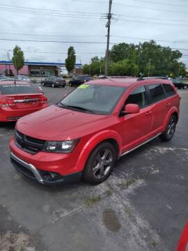 2014 Dodge Journey for sale at D and D All American Financing in Warren MI
