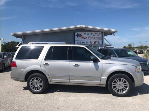 2007 Lincoln Navigator for sale at My Value Car Sales - Upcoming Cars in Venice FL