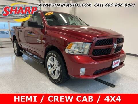 2014 RAM Ram Pickup 1500 for sale at Sharp Automotive in Watertown SD