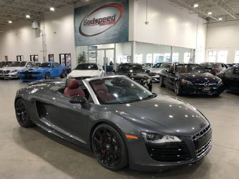2011 Audi R8 for sale at Godspeed Motors in Charlotte NC