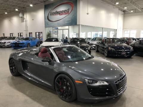 2011 Audi R8 for sale at Godspeed Motors in Charlotte NC