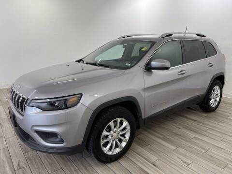 2019 Jeep Cherokee for sale at TRAVERS GMT AUTO SALES - Traver GMT Auto Sales West in O Fallon MO