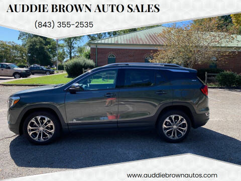2020 GMC Terrain for sale at Auddie Brown Auto Sales in Kingstree SC