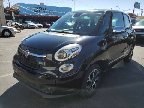 2014 FIAT 500L for sale at DPM Motorcars in Albuquerque NM