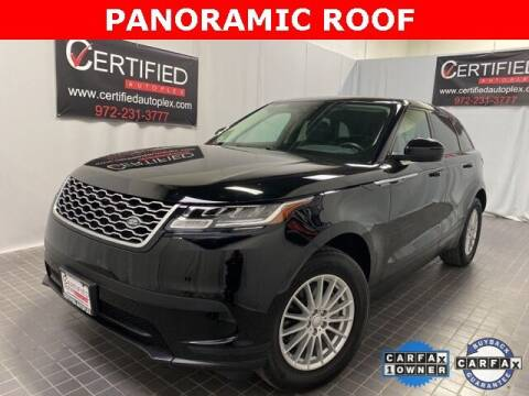 2019 Land Rover Range Rover Velar for sale at CERTIFIED AUTOPLEX INC in Dallas TX