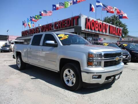 2014 Chevrolet Silverado 1500 for sale at Giant Auto Mart 2 in Houston TX