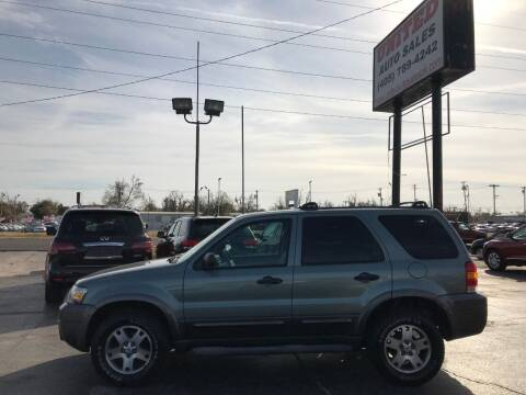 2005 Ford Escape for sale at United Auto Sales in Oklahoma City OK