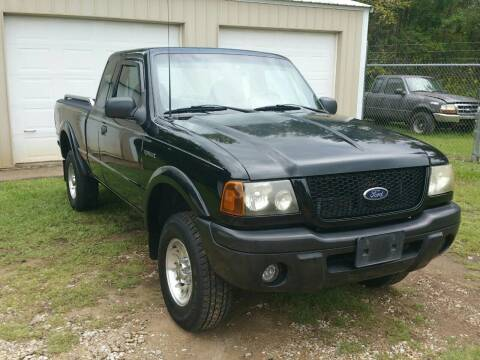 2002 Ford Ranger for sale at Doug Kramer Auto Sales in Longview TX