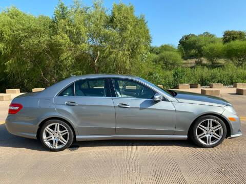 2010 Mercedes-Benz E-Class for sale at GTC Motors in San Antonio TX