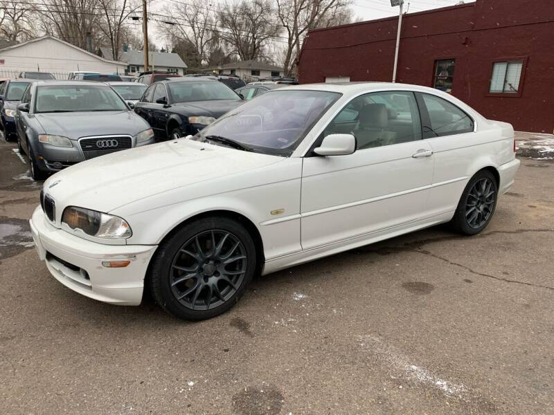 2002 BMW 3 Series for sale at B Quality Auto Check in Englewood CO