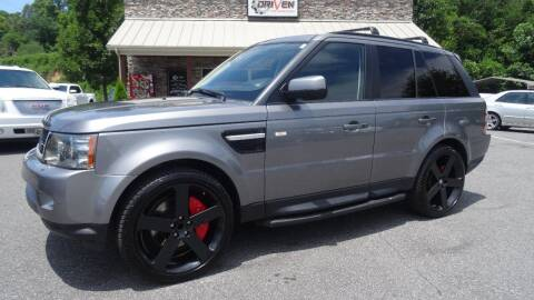 2011 Land Rover Range Rover Sport for sale at Driven Pre-Owned in Lenoir NC