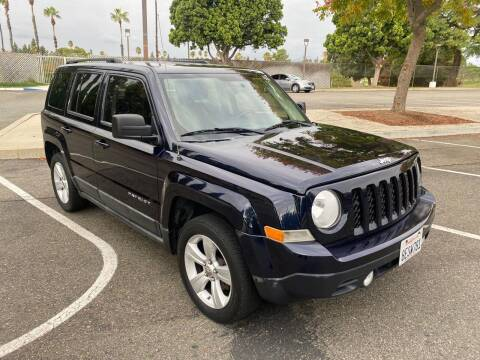 2011 Jeep Patriot for sale at Car Tech USA in Whittier CA