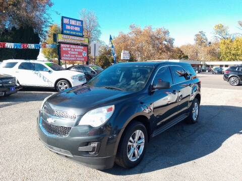 2013 Chevrolet Equinox for sale at Right Choice Auto in Boise ID