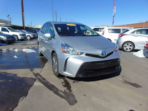2016 Toyota Prius v for sale at Avalanche Auto Sales in Denver CO