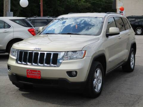 2011 Jeep Grand Cherokee for sale at Bill Leggett Automotive, Inc. in Columbus OH