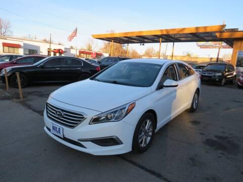 2016 Hyundai Sonata for sale at Nile Auto Sales in Denver CO