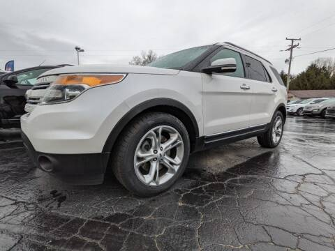 2015 Ford Explorer for sale at West Point Auto Sales in Mattawan MI