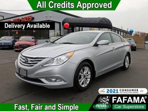 2013 Hyundai Sonata for sale at FAFAMA AUTO SALES Inc in Milford MA