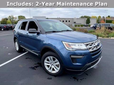 2018 Ford Explorer for sale at Smart Budget Cars in Madison WI