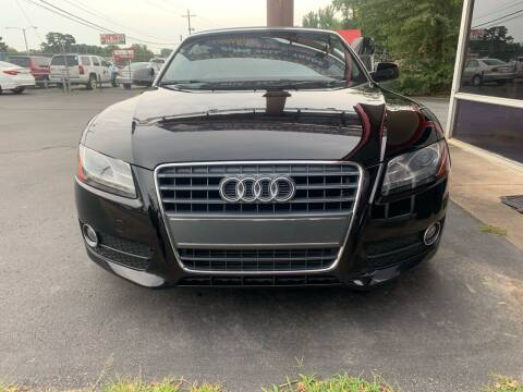 2011 Audi A5 for sale at Car Connection in Little Rock AR